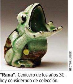 Cenicero coleccionable #lota