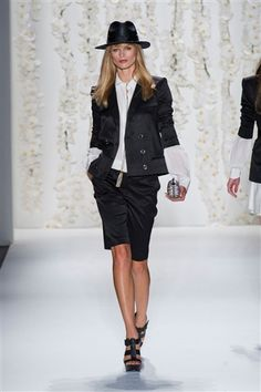 #fashionyes - Bermuda Shorts. Check out the other top 10 #Fashion Trends for Spring 2013 http://www.thefashionspot.com/runway-news/news/176653-top-10-fashion-trends-for-spring-2013/?slide=3