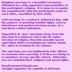 gay marriage argument essay outline
