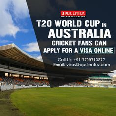 Australia has set the plans to welcome cricket fans from the entire world, for the ICC World Cup, to be played for women and men, in eight cities. Australia Immigration, New Details, Small World, Continents, World Cup, Cricket, Cities, Fans, How To Apply