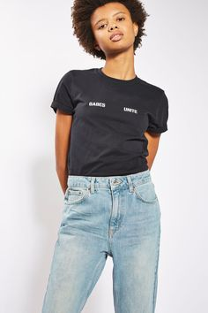Babes Unite T-Shirt - New In Fashion - New In - Topshop USA