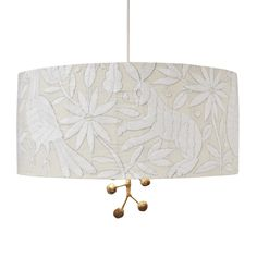 Stray Dog Designs - Lighting - Hanging Fixtures and Sconces - Pato Otomi Pendant