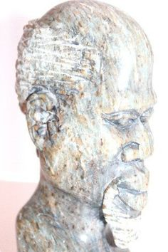 Antique Mid Century African Shona Carving by AntiqueAlchemyShop, $80.00