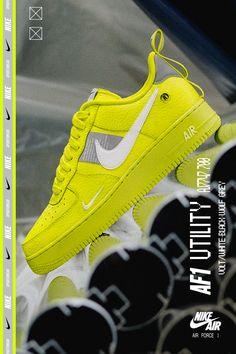 reputable site f64b7 b7e8a Air Force 1  07 LV8 Utility Men s Shoe