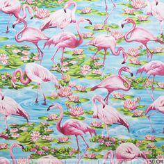 De mooiste flamingos by michael searle stoffen vind je bij Textielstad.nl. ✓ Snelle levering ✓ Beste prijs ✓ Betrouwbaar ✓ A-merken.