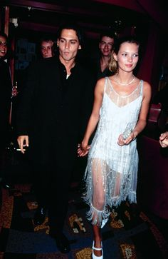 The supermodel guide to a super date night outfit.