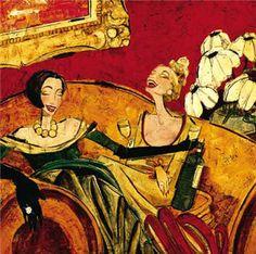 Wine, women and weightloss