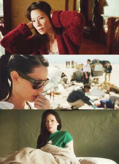"Lucy Liu as Dr. Watson in CBS's ""Elementary"""