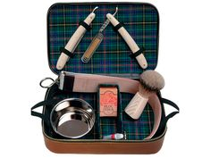 Dovo Complete Straight Razor Travel Set | RoyalShave