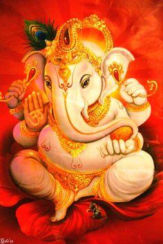 Ganesha Drawing, Lord Ganesha Paintings, Ganesha Art, Hanuman Images, Ganesh Images, Lord Krishna Images, Ganesh Lord, Jai Ganesh, Ganesh Bhagwan