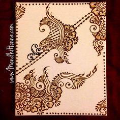 Henna Mehndi Design On Paper Mk S Mehndi Henna Designs Pinterest
