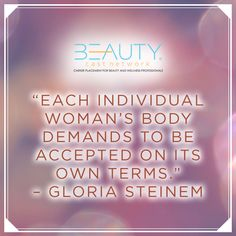Be comfortable in your own skin.  #BearlyMarketing #Confidence #Beauty