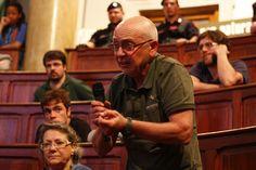 Domanda del pubblico.  Photo by Carlo Bessone
