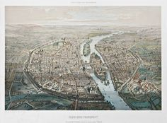 Paris under Francis I - Charpentier 1861