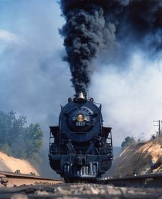 1960 #2613 Illinois Central last steam train