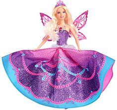 Mattel Barbie Y6373 - Mariposa Feenprinzessin, Puppe