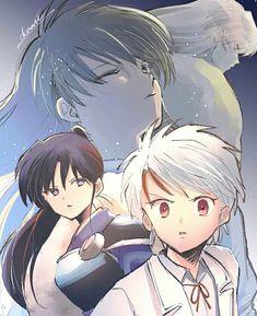 Inuyasha Funny, Inuyasha And Sesshomaru, Inuyasha Love, Fanarts Anime, Anime Manga, Seshomaru Y Rin, Lore Olympus, Sarada Uchiha, Anime Nerd