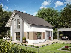 Unser EDITION 2 V4.  #Haus #Fertighaus #Hausbau #Design #Architektur #Einfamilienhaus #House #BienZenker
