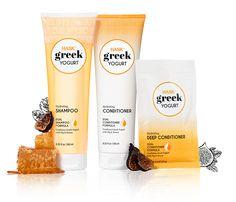 Hask Greek Yogurt   feed your hair with Greek Yogurt Goodness!