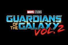 """Guardians of the Galaxy Vol. 2"" logo"