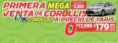 #Toyota #Corolla 2015 a precio de #Yaris Toyota Corolla, Vehicles, Car, Automobile, Autos, Cars, Vehicle, Tools