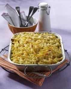 Makkaroni and Cheese