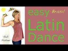 Quema calorías en el baile, también para principiantes y personas con sobrepeso con musica - 🇧🇷 25 min. Quema calorías en el baile, también para principiantes y personas con sobrepeso c - Yoga Inspiration, Dynamic Warm Up, Fitness Motivation, Salsa Dancing, Latin Dance, Bikini Workout, Pediatrics, Workout Videos, Cardio