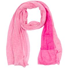 Pre-owned Maison Martin Margiela Scarf ($95) ❤ liked on Polyvore featuring accessories, scarves, pink, pink shawl, knit scarves, maison margiela, pink scarves e knit shawl