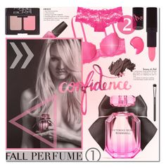 """""""Fun Fall Fragrance"""" by milica1940 ❤ liked on Polyvore featuring beauty, Victoria's Secret, Bobbi Brown Cosmetics, Rimmel, NARS Cosmetics and MAC Cosmetics"""