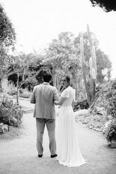 Botanic Garden Wedding   San Diego Wedding Venue   Candid Wedding Photography Places To Get Married, Got Married, Getting Married, San Diego Botanic Garden, Botanical Gardens, Ethereal, Garden Wedding, Perfect Place, Candid