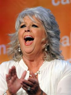 I love Paula Deen! Sometimes it's a good idea to look back at grandma's cooking to get new inspirations.