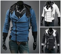 Assassin III Hoodie...I know nothing about this game but I really like this men's hoodie