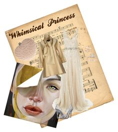 """""""The Whimsical Princess."""" by starshine89 ❤ liked on Polyvore featuring Jovani, Elie Saab, Dolce&Gabbana, Eugenia Kim, Anne Klein and Glam Cham"""