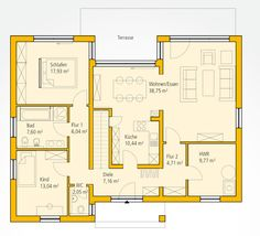 Charming and comfortable home plan ideas Bungalows, Patio Roof Covers, Hot Tub Pergola, Craftsman Floor Plans, Small Floor Plans, Blogger Home, Bauhaus Style, Gable Roof, Hip Roof