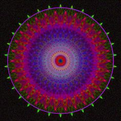What's Brewing in... The Psychedelic Teapot: Mandalas