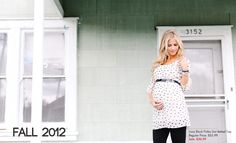 Cute maternity clothes!!