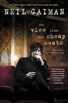 The View from the Cheap Seats: Selected Nonfiction by Nei... https://smile.amazon.com/dp/B00RLRLB26/ref=cm_sw_r_pi_dp_VDVuxbTG78W8M