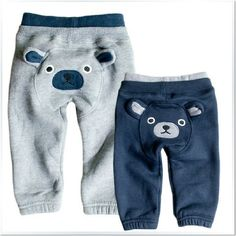 0-4 Years RRP £20 NEW Ex Baby Boden Reversible Knee Patch Fun Joggers