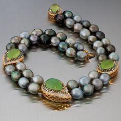 ISSUU - Margot McKinney 2014 by Margot McKinney Tahitian pearls diamonds & parasol items