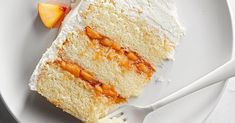 A dense sponge cake is ideal to soak up plenty of the Prosecco's boozy goodness. Summer Desserts, No Bake Desserts, Just Desserts, Prosecco Cake, Yummy Treats, Sweet Treats, Cake Recipes, Dessert Recipes, Cupcake Cakes