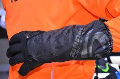 Ziener's new Xult features extra cuffs for freeriders