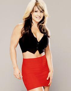 Kaitlyn, WWE diva