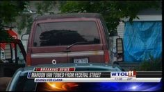 June 12, 2013 New search focuses on Federal St.  Investigators with cadaver dogs search 2 homes and a van, tow van belonging to a member of Steven King's family