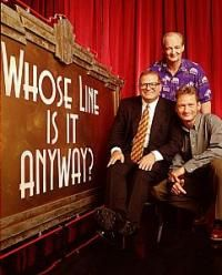 Whose Line Is It Anyway?  I love these guys, miss this show sooo much!