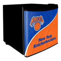 Use this Exclusive coupon code: PINFIVE to receive an additional 5% off the New York Knicks NBA Dorm Room Refrigerator at SportsFansPlus.com