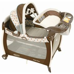 Graco Silhouette Pack N Play Deco