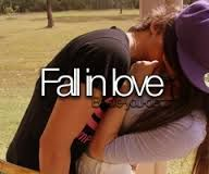 * Because falling in love is amazing (I think, I don't know, otherwise it wouldn't be on my bucketlist)