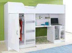 Lifestyle High Sleeper Bed – M1400 – Prima Furniture