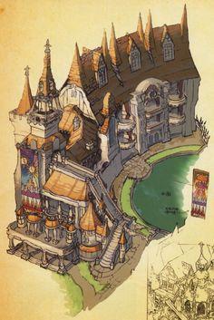 Final Fantasy IX Character Book