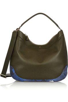 Slouch in Style: 8 Hobo Bags for Fall - HarpersBAZAAR.com